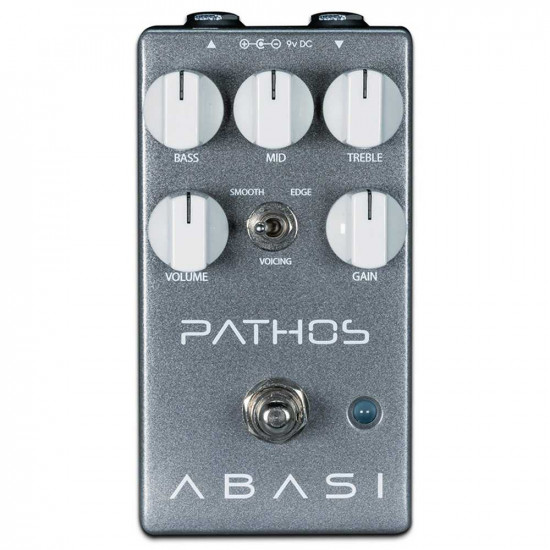 New Gear Day Abasi Guitars Tosin Abasi Pathos Distortion Guitar Effect Pedal