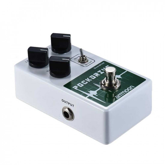 Ammoon POCKDRIVE Classic Overdrive Guitar Effects Pedal