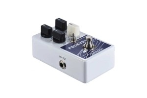 New Gear Day Ammoon POCKVERB Reverb and Delay Guitar Effect Pedal