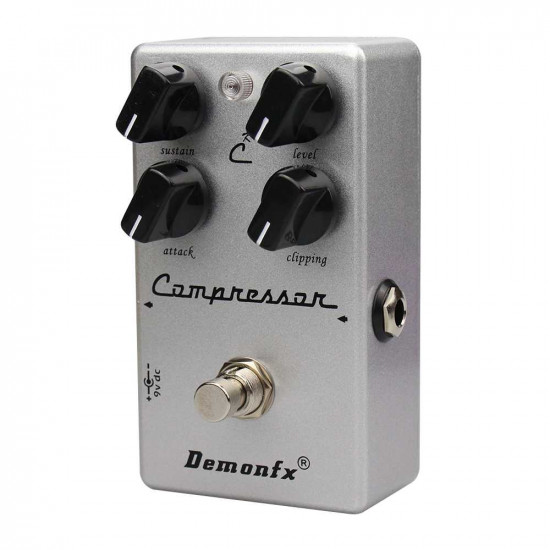 DemonFX CK Compressor Effects Pedal