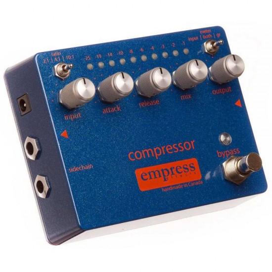 New Gear Day Empress Compressor Guitar Effects Pedal