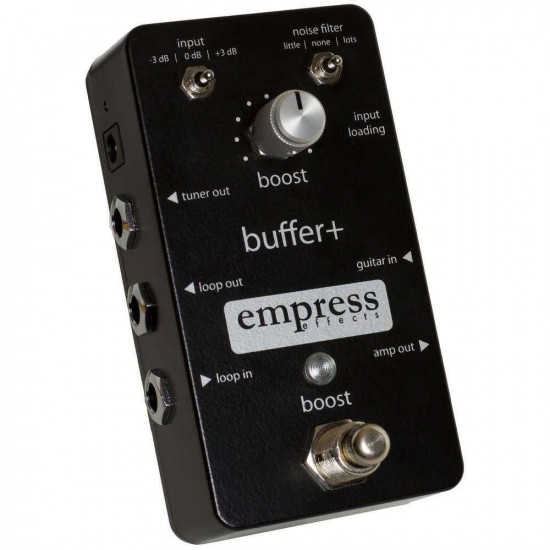 New Gear Day Empress Buffer+ Guitar Effects Pedal