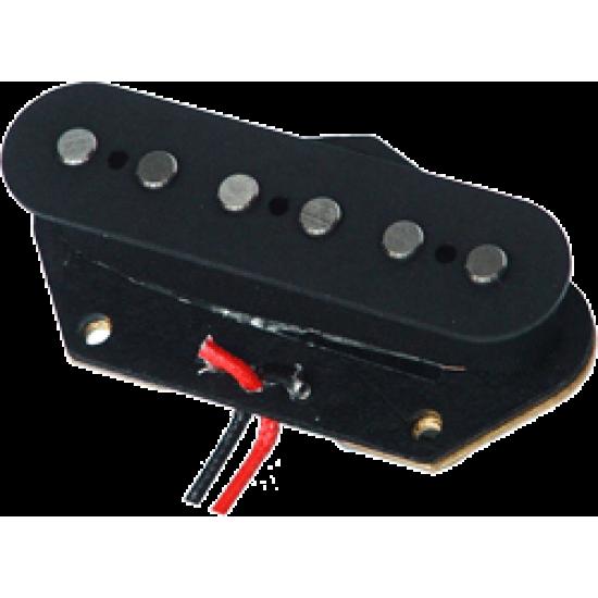 Entwistle AT 52 Alnico 5 Rods Bridge Single Coil 'Tele' Bridge Pickup for Electric Guitar