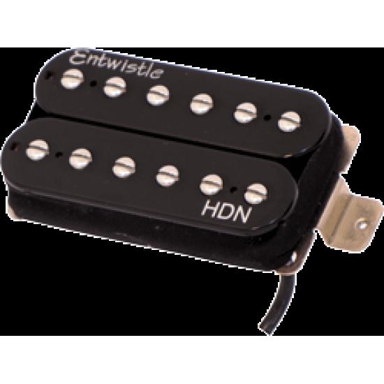 Entwistle HDN Neodymium Bar Neck  Humbucker Nickel Pole Piece Pickup for Electric Guitar