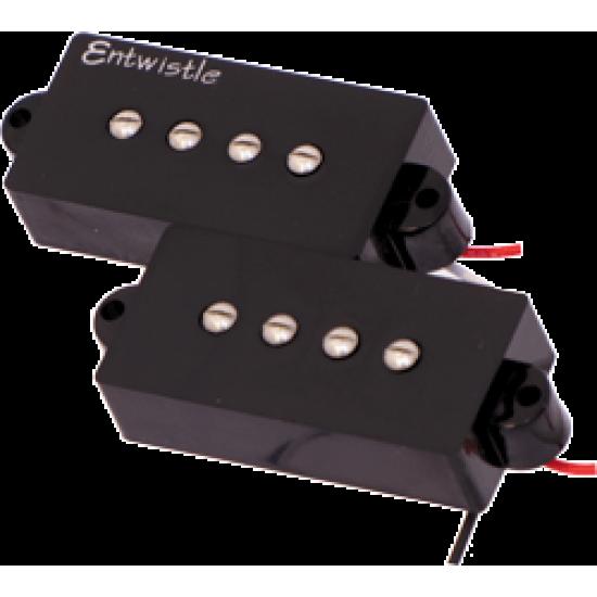 Entwistle PBXN P-Bass Neodymium Bar Nickel Pole Piece Pickup for Electric Bass Guitar