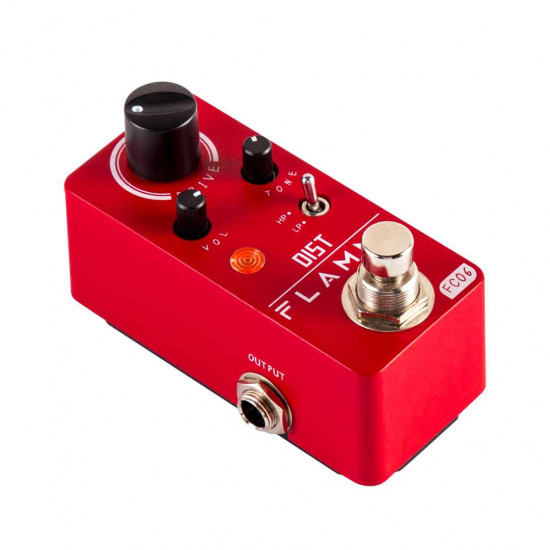 Flamma Innovation FC06 DIST Mini Effects Pedal