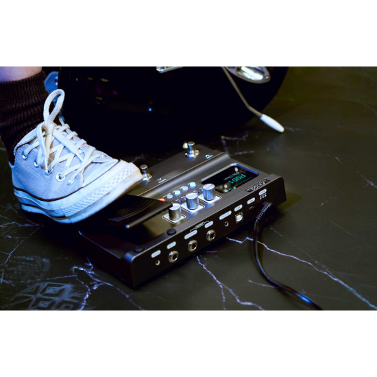 Flamma Innovation FX100 Portable Multi Effects Pedal