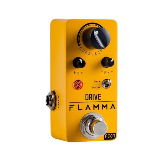Flamma Innovation FC07 DRIVE Mini Effects Pedal