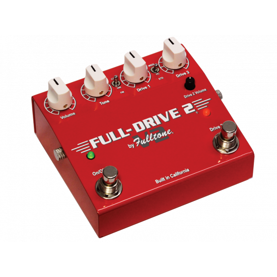New Gear Day Fulltone Full-Drive 2 v2