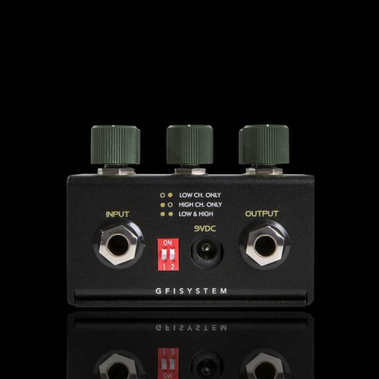 GFI System Jonassus Drive Effects Pedal