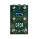 New Gear Day GFI System Orca Delay Guitar Effects Pedal