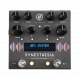 New Gear Day GFI System Synesthesia Dual Channel Guitar Effects Modulation Pedal