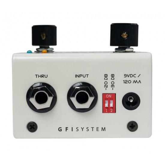 New Gear Day GFI System Cabzeus Mono Speaker Simulator DI Box