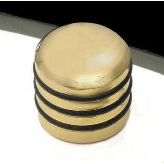 Hipshot O Ring Guitar Or Bass Control Knob, Gold