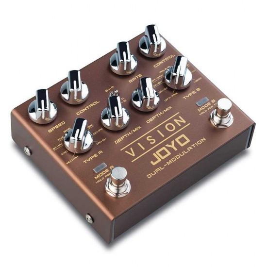 Joyo R-09 VISION Modulation Guitar Effects Pedal