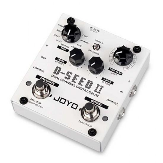 Joyo D-seed II Delay Guitar Effects Pedal