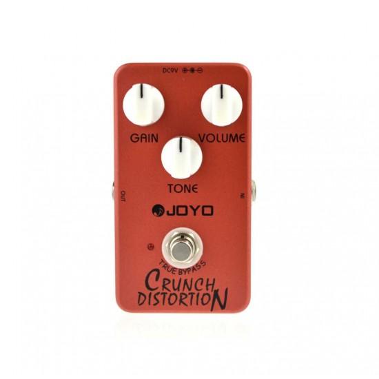 Joyo JF-03 Crunch Distortion Guitar Effect Pedal