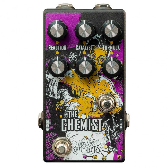 New Gear Day Matthews Effects THE CHEMIST - ATOMIC MODULATOR