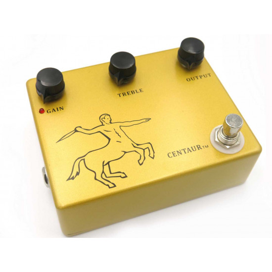 Mosky Klon Centaur Clone Overdrive Effects Pedal