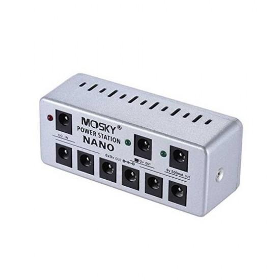 New Gear Day Mosky Nano Power Station Mini Power Supply For 12V/9V