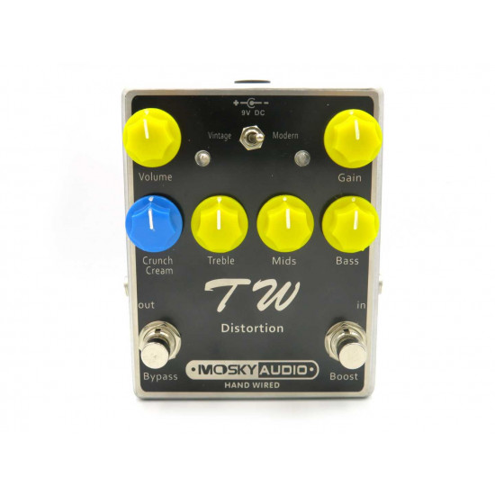 Mosky TW Distortion Guitar Effects Pedal