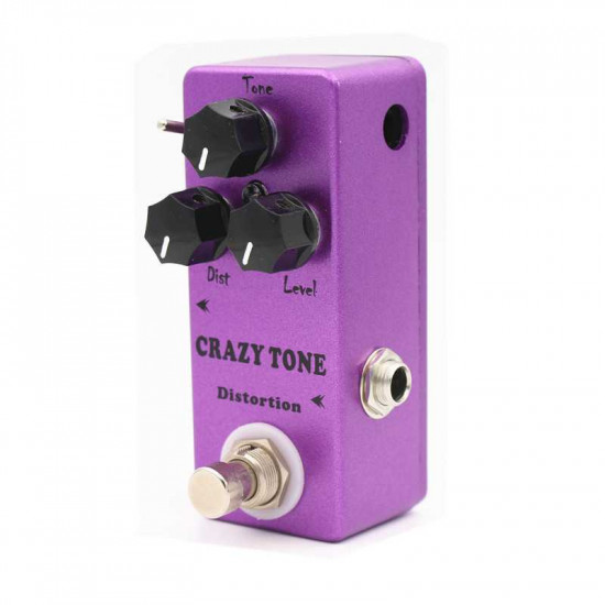 New Gear Day Mosky Crazy Tone Distortion Pedal