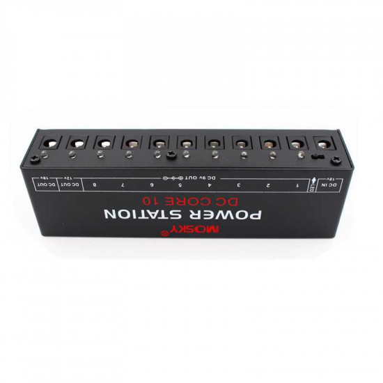 Mosky DC Core 10 Pedal Power Supply