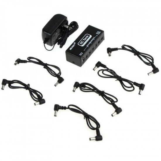 Mosky DC Tank Pedal Power Supply