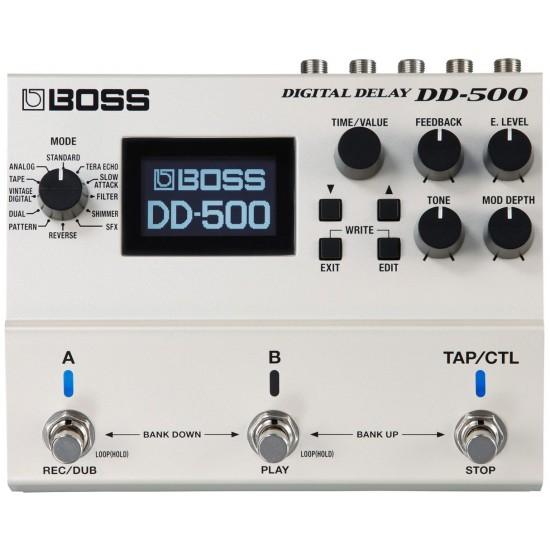 New Gear Day Boss DD-500