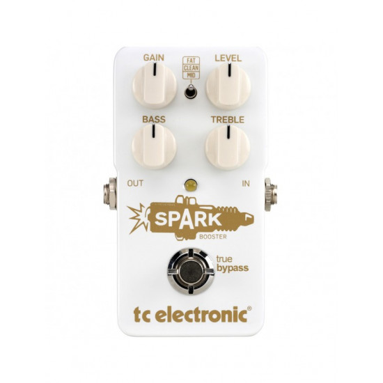 New Gear Day TC Electronic Spark Boost