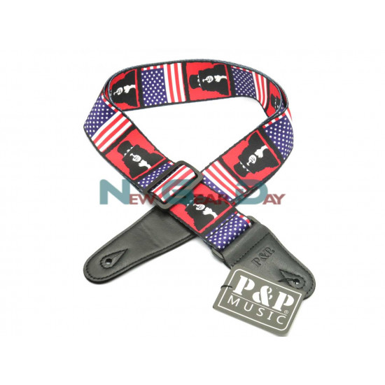 P&P S008-B Slash Guitar Strap