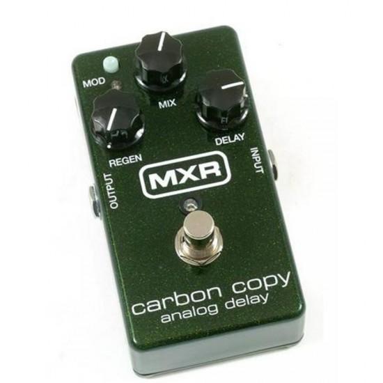 New Gear Day MXR Carbon Copy