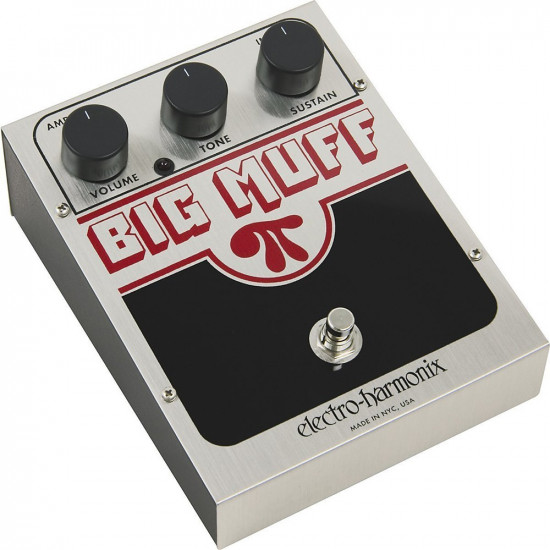 New Gear Day Electro-Harmonix USA Big Muff Pi Distortion/Sustainer