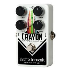 Electro-Harmonix CRAYON-69 Full Range Overdrive