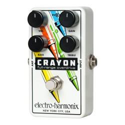 Electro-Harmonix CRAYON-76 Full Range Overdrive