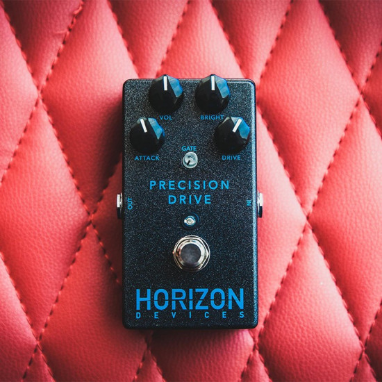 Horizon Devices Precision Drive Guitar Effects Pedal
