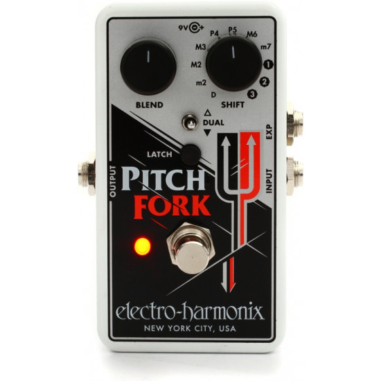 New Gear Day Electro-Harmonix Pitch Fork Polyphonic Pitch Shifter