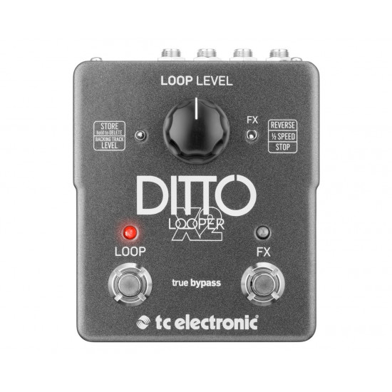 New Gear Day TC Electronic Ditto x2