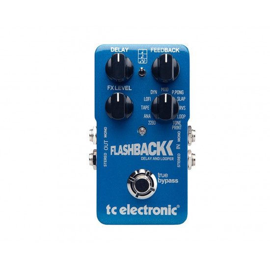 New Gear Day TC Electronic Flashback Delay and Looper