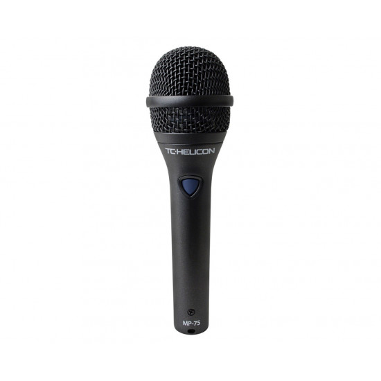 New Gear Day TC Helicon MP75 Dynamic Vocal Microphone