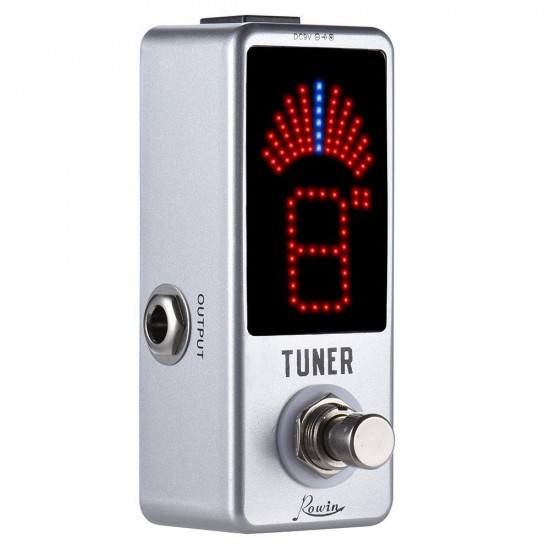 New Gear Day Rowin Pedal Tuner