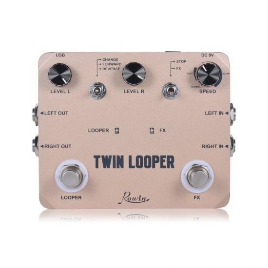 New Gear Day Rowin Twin Looper