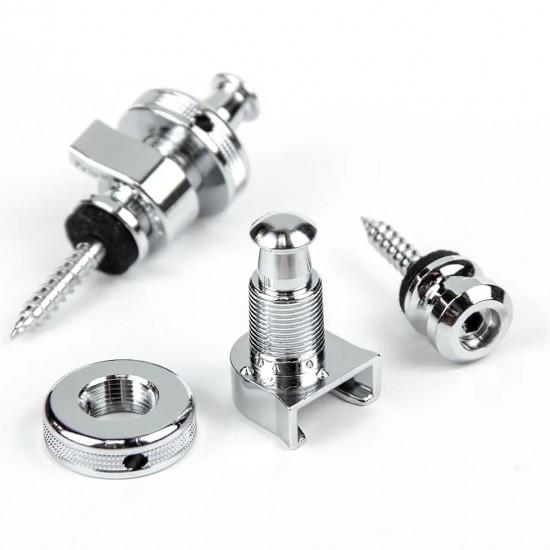 New Gear Day Schaller S-Locks - Chrome