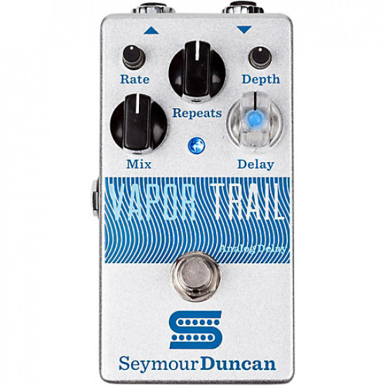 New Gear Day Seymour Duncan Vapor Trail Analog Delay