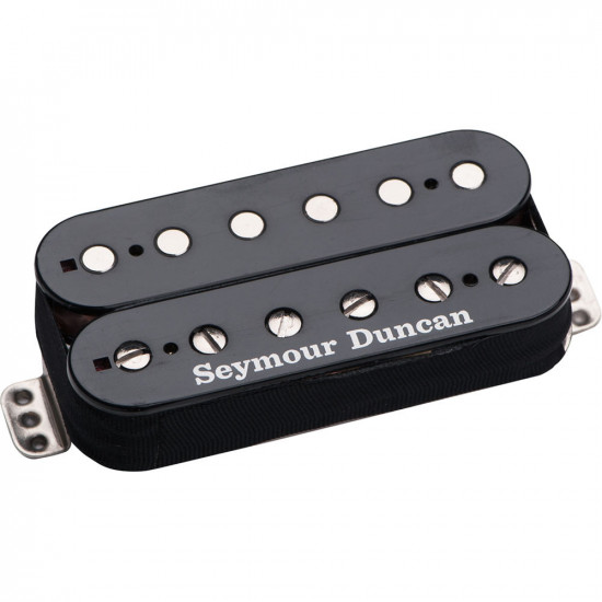 New Gear Day Seymour Duncan Jason Becker Perpetual Burn Humbucker Spacing Black