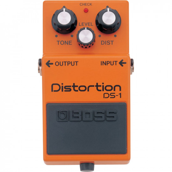 New Gear Day Boss DS-1 Distortion Pedal
