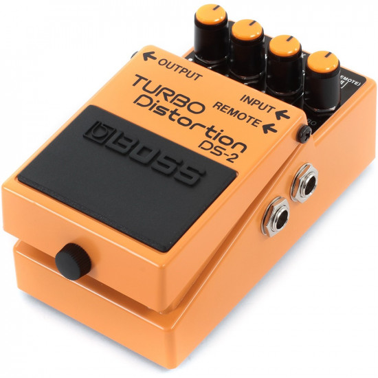 New Gear Day Boss DS-2 Turbo Distortion