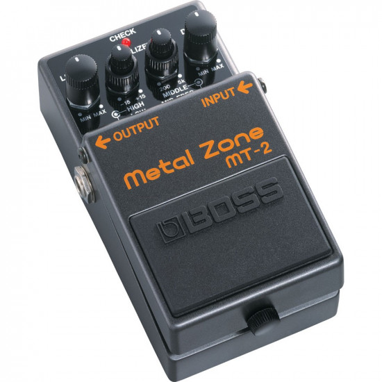 New Gear Day Boss MT-2 Metal Zone Distortion Pedal