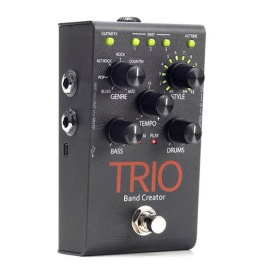 Digitech TRIO Band Creator Guitar Effects Pedal