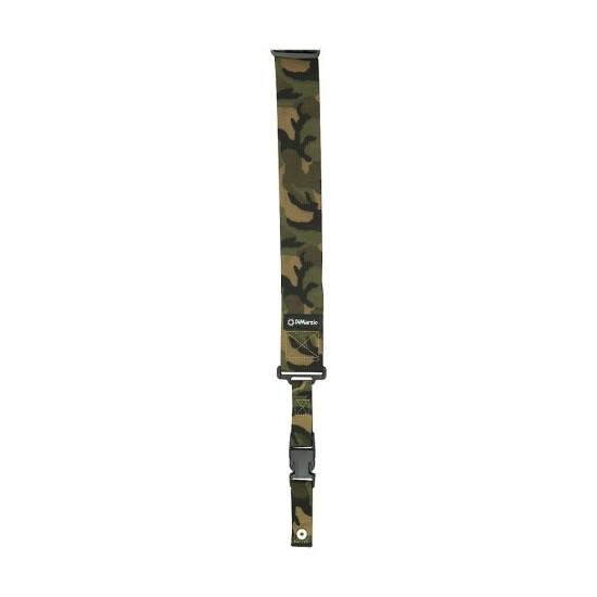 DiMarzio DD2200CM ClipLock Quick Release Guitar Strap CORDURA Fabric - Camouflage